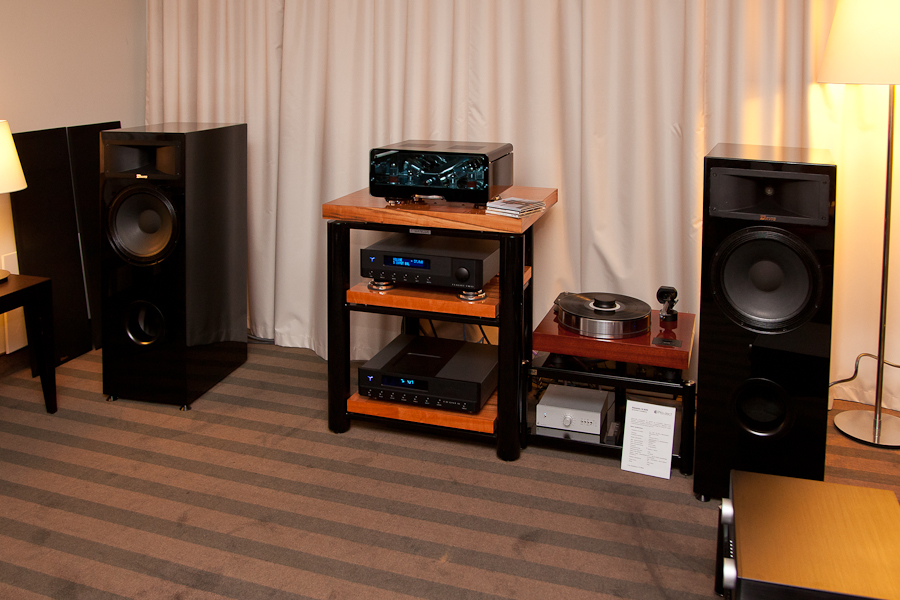 Hi-Fi Studio podczas Audio Show