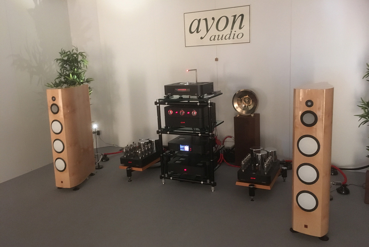 Hi-Fi Studio na HIGH END Monachium 2017